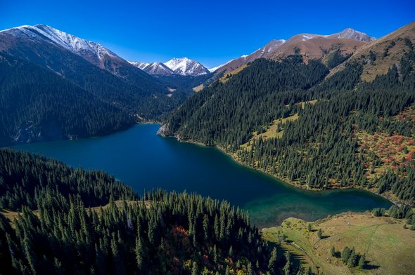 kolsai-lakes-national-park-kolsai-lakes